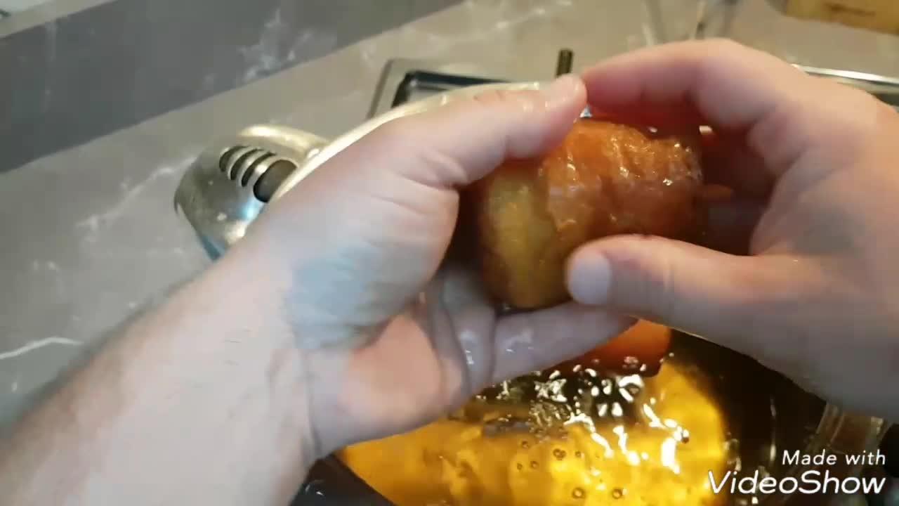 Babà manu food