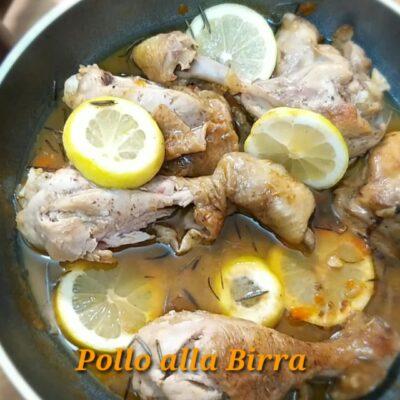 Pollo alla Birra - Ricetta Facile