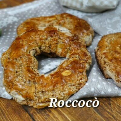 Roccocò Napoletani - La ricetta
