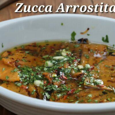Zucca Arrostita: la Ricetta